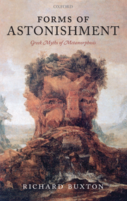Book Cover: Forms of Astonishment